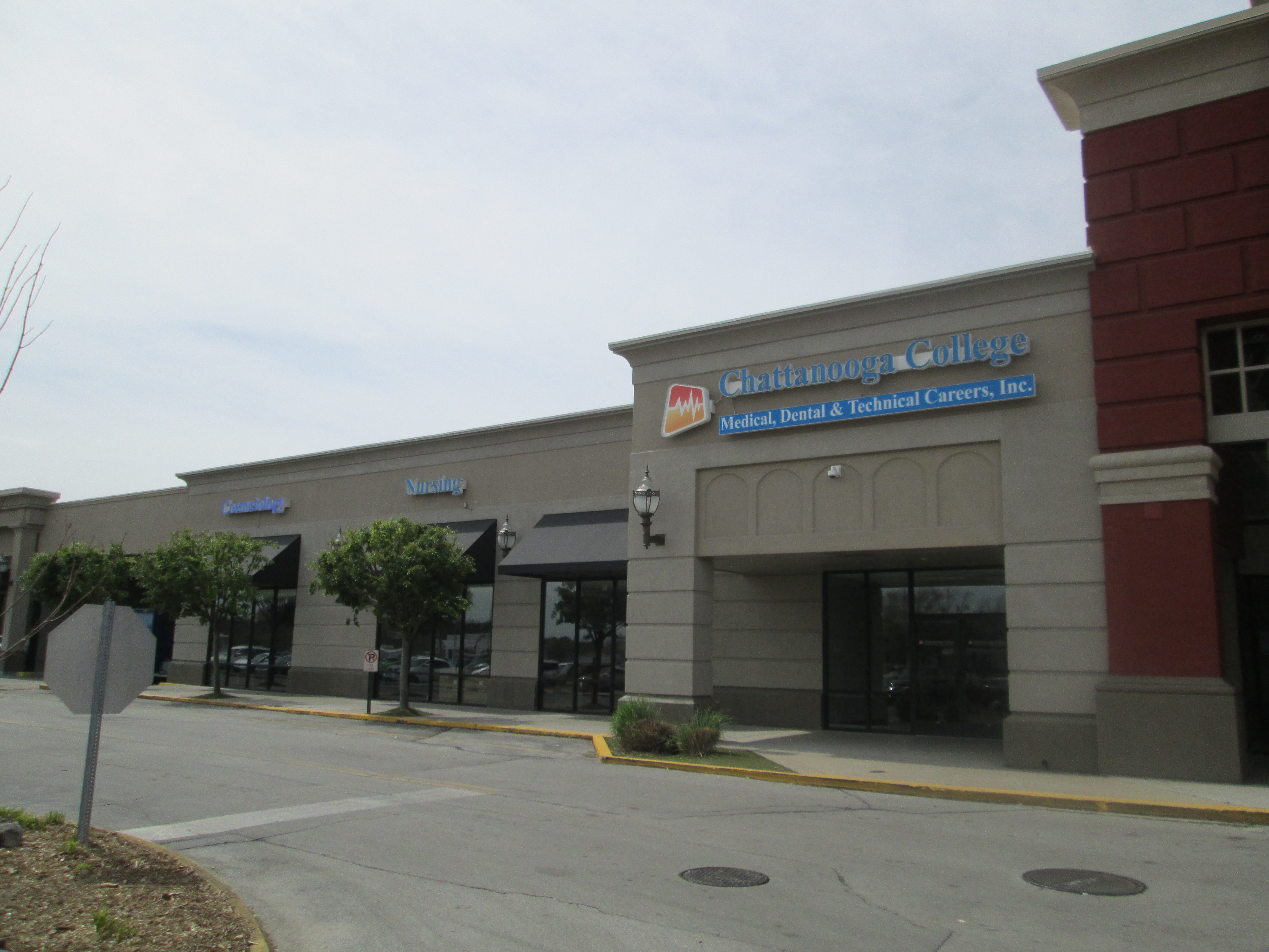 Chattanooga College New Location at Eastgate Town Center